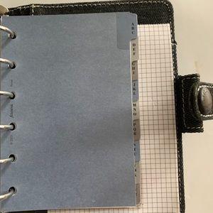 filofax Office - Filofax Day Timer Planner - pocket size